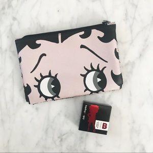 Betty Boop IPSY Bag + Eyeshadow